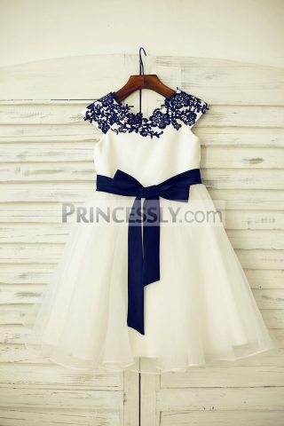 princessly-com-k1000202-navy-blue-lace-ivory-satin-organza-flower-girl-dress-with-navy-sash-31