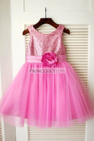 princessly-com-k1003346-hot-pink-sequin-tulle-wedding-flower-girl-dress-31