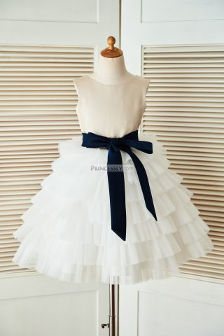 princessly-com-k1003301-v-back-champagne-satin-ivory-tulle-wedding-flower-girl-dress-with-navy-blue-belt-31