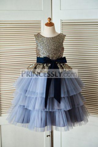 princessly-com-k1003303-gold-sequin-blue-cupcake-tulle-wedding-flower-girl-dress-with-navy-blue-belt-31