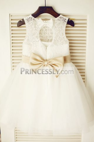 princessly-com-k1003322-keyhole-ivory-lace-tulle-wedding-flower-girl-dress-champagne-pink-bow-belt-34
