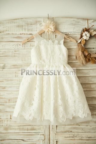 princessly-com-k1003358-ivory-lace-tulle-wedding-flower-girl-dress-with-sheer-neck-31