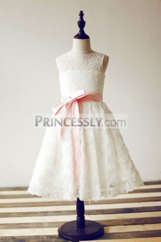 princessly-com-k1003209-keyhole-back-ivory-lace-rosette-flower-girl-dress-with-pink-sash-31
