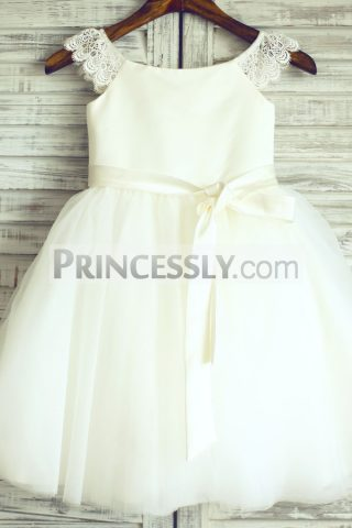 Princessly.com-K1000340-Ivory-Lace-Cap-Sleeves-Tulle-Flower-Girl-Dress-with-ivory-sash-31