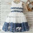 Princessly.com-K1003444-Ivory-Satin-Tulle-Wedding-Flower-Girl-Dress-with-Navy-Blue-Lace-Bow-Belt-32