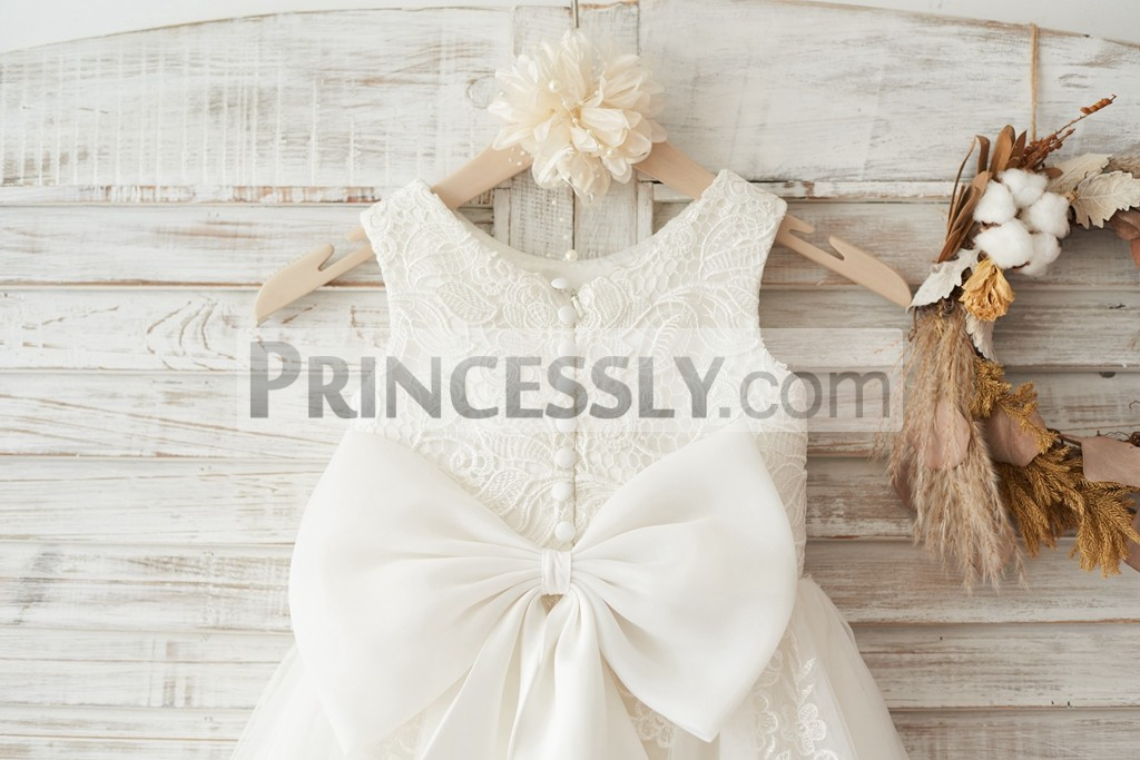 850dc650c54b Wedding Dresses With Big Bow In Back - Image Wedding Dress Imagemax.co