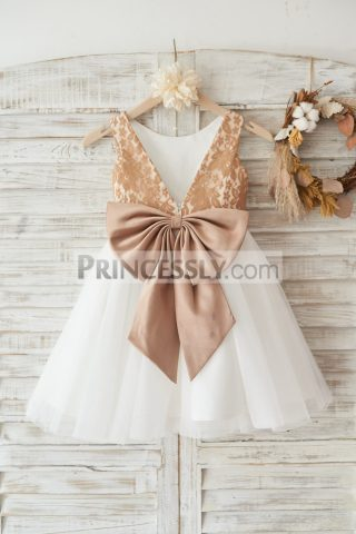Princessly.com-K1003453-Champagne-Gold-Lace-Ivory-Tulle-Wedding-Flower-Girl-Dress-with-Deep-V-Back-Bow-32