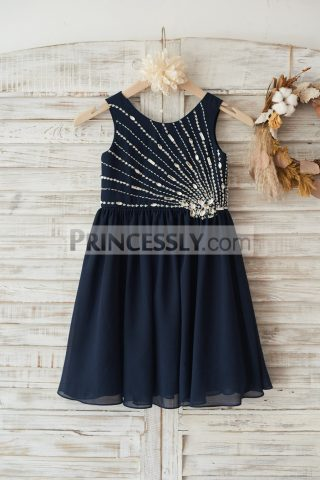 Princessly.com-K1003454-Boho-Beach-Navy-Blue-Chiffon-Beaded-Wedding-Flower-Girl-Dress-31