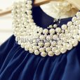 Princessly.com-K1000211-Boho-Beach-Navy-Blue-Chiffon-Flower-Girl-Dress-with-pearl-beaded-neck-35