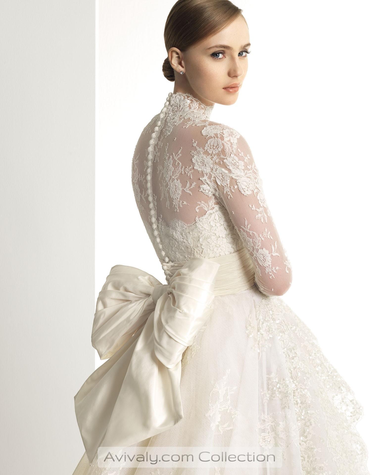 لباس عروس استین سه ربع Tul Gelinlikler - Bing images