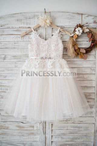 Princessly.com-K1003578-Ivory-lace-Tulle-Spaghetti-straps-Wedding-Flower-Girl-Dress-with-Beaded-Belt-31
