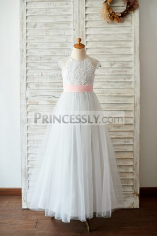 Princessly.com-K1003816-Princess-Cap-Sleeves-Silver-Gray-Lace-Tulle-Wedding-Flower-Girl-Dress-31