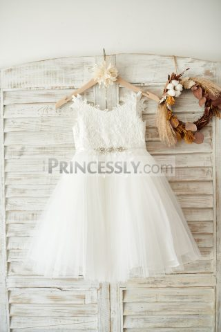 Princessly.com-K1003817-Ivory-lace-Tulle-Spaghetti-straps-Wedding-Flower-Girl-Dress-with-Beaded-Belt-31