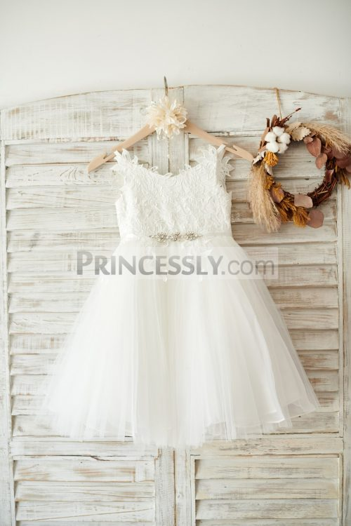 Princessly.com-K1003817-Ivory-lace-Tulle-Spaghetti-straps-Wedding-Flower-Girl-Dress-with-Beaded-Belt-31