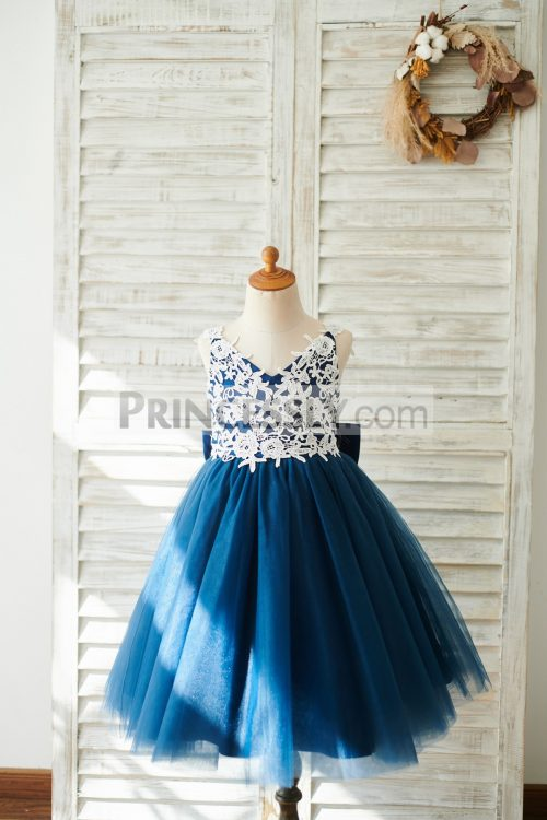 Princessly.com-K1003838-Lace-Tulle-Spaghetti-straps-Wedding-Flower-Girl-Dress-with-Bow-31
