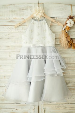 Princessly.com-K1003859-Ivory-Satin-Gray-Organza-Wedding-Flower-Girl-Dress-31