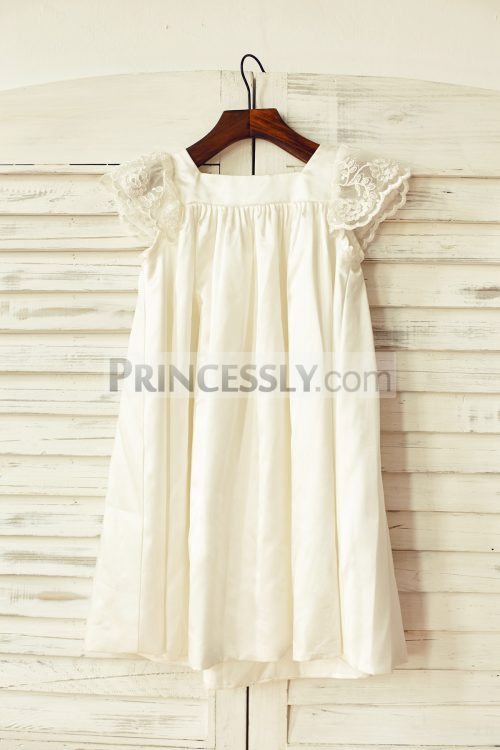 Princessly.com-K1000108-Ivory-Satin-Cap-Sleeves-Flower-Girl-Dress-31