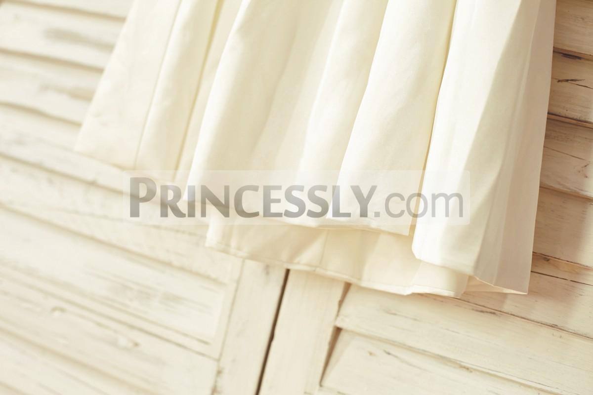 Pleated Flow Skirt