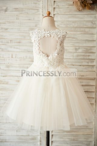 Princessly.com-K1003504-Ivory-Lace-Champagne-Tulle-Wedding-Flower-Girl-Dress-with-Keyhole-Back-31