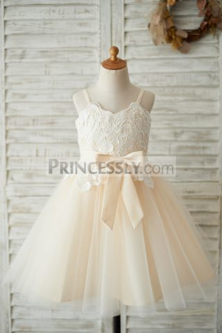 Princessly.com-K1003533-Spaghetti-Straps-Champagne-Tulle-Ivory-Lace-Wedding-Flower-Girl-Dress-31