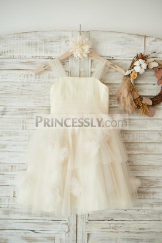 Princessly.com-K1003553-Champagne-Tulle-Straps-Wedding-Flower-Girl-Dress-with-3D-Flowers-31
