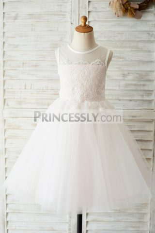 Princessly.com-K1003646-Ivory-Lace-Pink-Tulle-Wedding-Flower-Girl-Dress-with-Keyhole-Back-31
