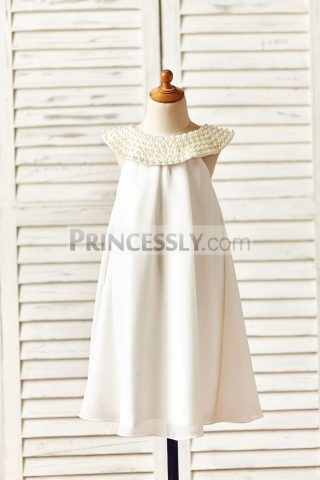 Princessly.com-K1000155-Boho-Beach-Ivory-Chiffon-Beads-Neck-Flower-Girl-Dress-31
