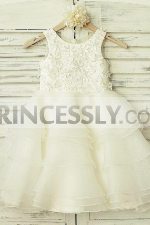 Princessly.com-K1000176-Ivory-Organza-Lace-Applique-Flower-Girl-Dress-31