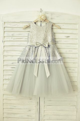 Princessly.com-K1000177-Silver-Sequin-Tulle-Flower-Girl-Dress-with-satin-sash-31
