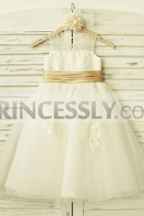 Princessly.com-K1000183-Sheer-Illusion-Neck-Lace-Tulle-Flower-Girl-Dress-31