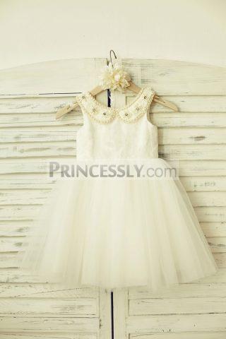 Princessly.com-K1000198-Ivory-Peter-Pan-Collar-Lace-Tulle-Tutu-Flower-Girl-Dress-31