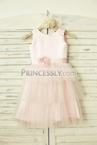Princessly.com-K1000213-Blush-Pink-Satin-Tulle-Cupcake-Flower-Girl-Dress-31