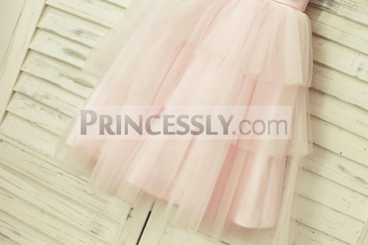 Cupcake pink tulle skirt