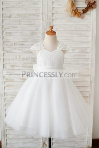 Princessly.com-K1003877-Cap-Sleeves-Ivory-Lace-Tulle-Wedding-Flower-Girl-Dress-with-Big-Bow-32