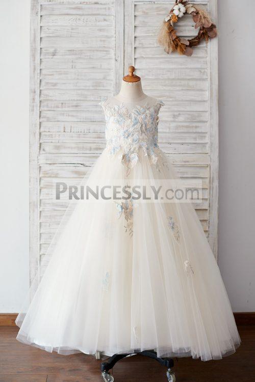 Princessly.com-K1003889-Champagne-Tulle-Beaded-Lace-V-Back-Wedding-Flower-Girl-Dress-32