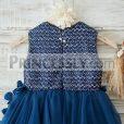 Princessly.com-K1003902-Navy-Blue-Sequin-Tulle-Wedding-Flower-Girl-Dress-with-3D-Flowers-34